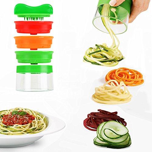 MBLAI-Spiralizer-Legume-3-lames-Spirale-Coupe-Legumes-a-main-pour-Carotte-concombre-pommes-de-terre-Potiron-courgettes-oignon-lgumes–spaghetti-0