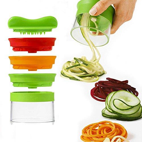 Spiralizer-legume-Coupe-legumes-spaghetti-spirale-de-lgumes-Trancheuse-Vgtale-Eplucheur-Julienne-Spiral-Slicer-pour-Spiralizer-Lgumes-Courgette-Nouilles-Spaghetti-Tagliatelle-Carotte-Concombre-0